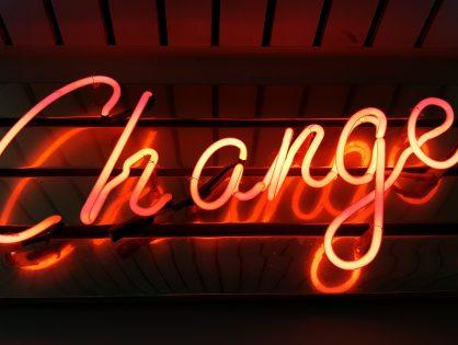 Co zrobić, gdy obawiasz się zmian w życiu?